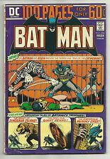 Batman 1974 #256 Fine