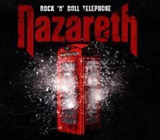 NAZARETH - ROCK N ROLL TELEPHONE [DELUXE] [DIGIPAK] NEW CD