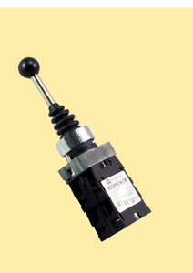 22mm Joystick Schalter 4xNO  4 Wege Koordinatenschalter mit Federrückstellung