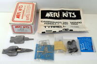 Meri Model Kits 1/43 Scale White Metal MK138 Tyrrell 018 F1 GP Monaco 1989