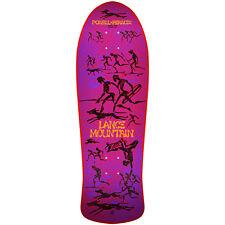 "Powell Peralta Ltd Bones Brigade Lance Mountain 10th Series Reissue Deck 10"""
