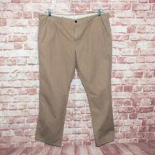 APOLIS Global Citizen Men's Utility Chino Pants Khaki Tan Sz 38