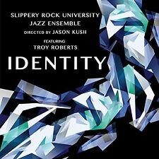 Identity - Slippery Rock University Jazz Ensemble (2016, CD NEUF)