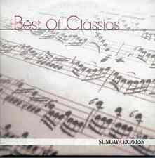 BEST OF CLASSICS: PROMO CD (2002) DVORAK MOZART BACH FAURÉ PUCCINI PACHELBEL ETC