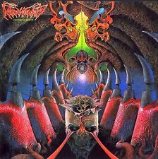 Monstrosity - Imperial Doom Vinyl LP Death Metal Sticker, Magnet