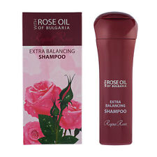 Shampoo extra equilibrante Rose oil of Bulgaria,con olio di rosa