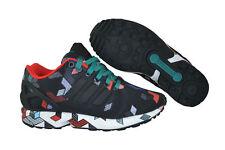 Adidas Zx Flux Core Black Eqt Verde Zapatillas Deportivas Negro S79095
