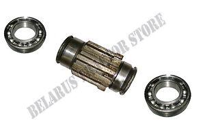 Belarus tractor PTO drive shaft + bearing (2PC) 600/611/615/650/652