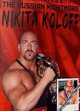 Nikita Koloff Shoot Interview  Wrestling DVD, NWA WCW