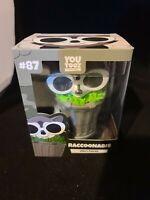 Raccoonabis Youtooz Figure #87 Limited Edition (RacoonEggs) in hand. Ships now.