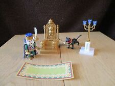 Playmobil - King with Throne no. 4256 suitable for 4250