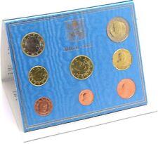 Vaticano 1 Cent a 2 euros 2012 el papa benedicto xvi kms sello brillo en el Folder