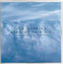 Jon Hopkins Breathe This Air Ft Purity Ring Promo CD Single