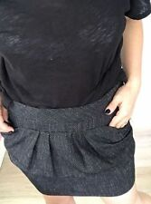Cue Above Knee Viscose Skirts for Women