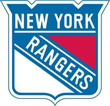 12 STICKERS NEW YORK NY RANGERS Vinyl HQ Decal Stickers  CAR Laptop WALL Helmet
