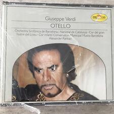VERDI: Otello - Martinucci / Gauci - Rahbari (2-CD-Box Koch DICD 920435-6 - OVP)