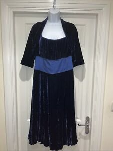 Ladies PHASE EIGHT Special Occasion Dress And Bolero Jacket Size 16