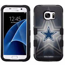 Dallas Cowboys #BG Impact Hard+Rubber Hybrid Case for Samsung Galaxy S7