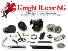 Knight Racer 8G - T-Belt Drive Freewheel Transmission V-Mount 4-Stroke Kit