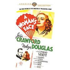 A Woman's Face (1941) DVD Joan Crawford, Melvyn Douglas, Conrad Veidt