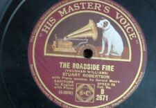 78 STUART ROBERTSON r v williams the roadside fire / bright is the ring of words