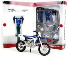 Maisto 1:12 Yamaha YZ 450F Assemble DIY Motorcycle Bike Model KITS NEW IN BOX