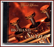 BIG BAND SWING MUSIC CD, BANDSTAND KNOWN HITS, New and Sealed