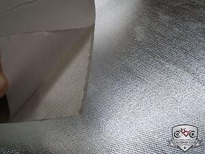 "Industrial Grade Fiberglass Heat Shield Fairing Motorcycle heat Barrier 12""x 39"""