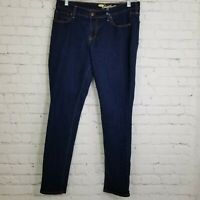 Old Navy Sweetheart Jeans Womens Size 12 Dark Wash Stretch Straight Leg