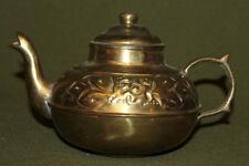 New listing Vintage brass serving tea coffee pot