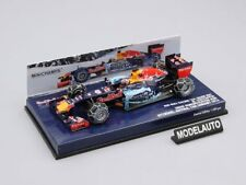 Minichamps 1:43 Red Bull Tag Heuer RB7  Max Verstappen  Snow Demonstration 2016