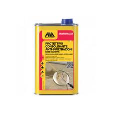 SALVATERRAZZA FILA - Protettivo consolidante anti infiltrazioni 1 litro