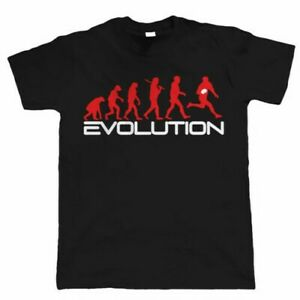 Evolution of Rugby, Funny Mens T Shirt - all sizes inc 4XL 5XL