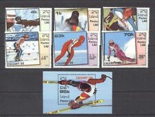 Olympiade 1988, Olympic Games - Laos - ** MNH