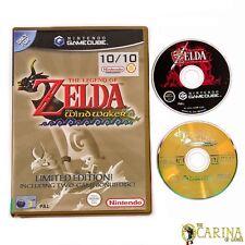 The Legend Of Zelda The Wind Waker - Nintendo Gamecube Game & Case UK PAL