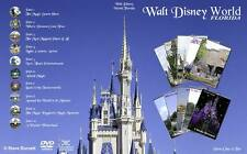 Walt Disney World Florida - Parts One to Ten Collection on DVD (NEW)