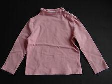 ELSY Baby così bella Rosa Basic LG Maglietta con Bottoni Perle Taglia 2a/92