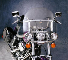 N.C. CHOPPED HEAVY DUTY WINDSHIELD N2270 HARLEY FXSTFB FAT BOY SPECIAL 2010-13
