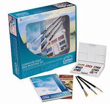 Winsor & Newton Cotman Watercolour Complete HalfPan Set