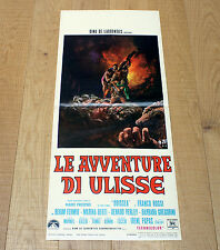 AVVENTURE DI ULISSE locandina poster Irene Papas Bekim Fehmiu Cyclop Ulysses R94