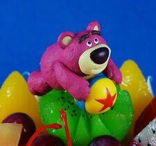 Disney Pixar Toy Story LOTSO Bear Figure Diorama Cake Topper K796