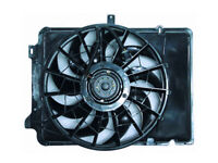 Ford Taurus Sable Lincoln Continental 3.8L V6 Radiator A/C Condenser Cooling Fan