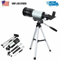Professional Monocular Space Astronomical Telescope with Portable Tripod for Kid