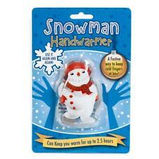 Snowman Shaped Reusable Christmas Winter Gel Handwarmer