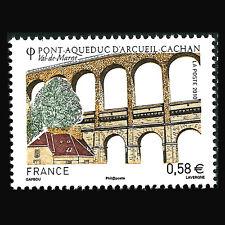 France 2010 - Tourism - Arcueil Aqueduct Architecture - Sc 3799 MNH