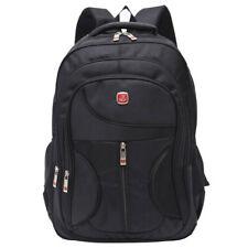 "Waterproof 15.6"" Men Laptop Backpack Business School Bag Travel Rucksack Satchel"