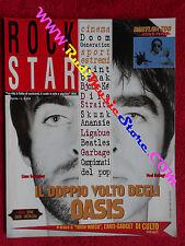 rivista ROCKSTAR 4/1996 Oasis Skunk Anansie Dire Straits Bluvertigo No cd