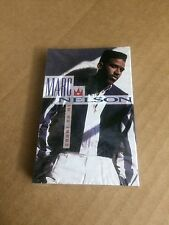 MARC NELSON COUNT ON ME FACTORY SEALED CASSETTE SINGLE