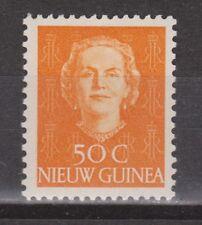 Indonesia Nederlands Nieuw New Guinea 16 MNH 1950 Juliana