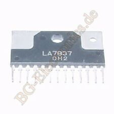 1 x LA7837 Vertical Deflection Circuit with TV/CRT Display  Sanyo SIP-13 1pcs